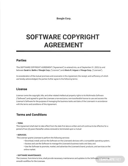 An s corp operating agreement is a business entity managing document it is a document that defines how a limited liability company will be managed. Ihs Software Terms And Conditions