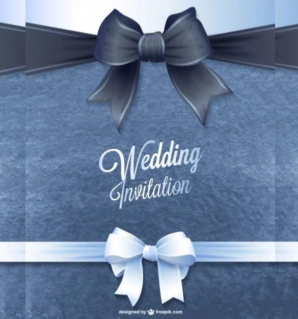 Design Wedding Invitation Template