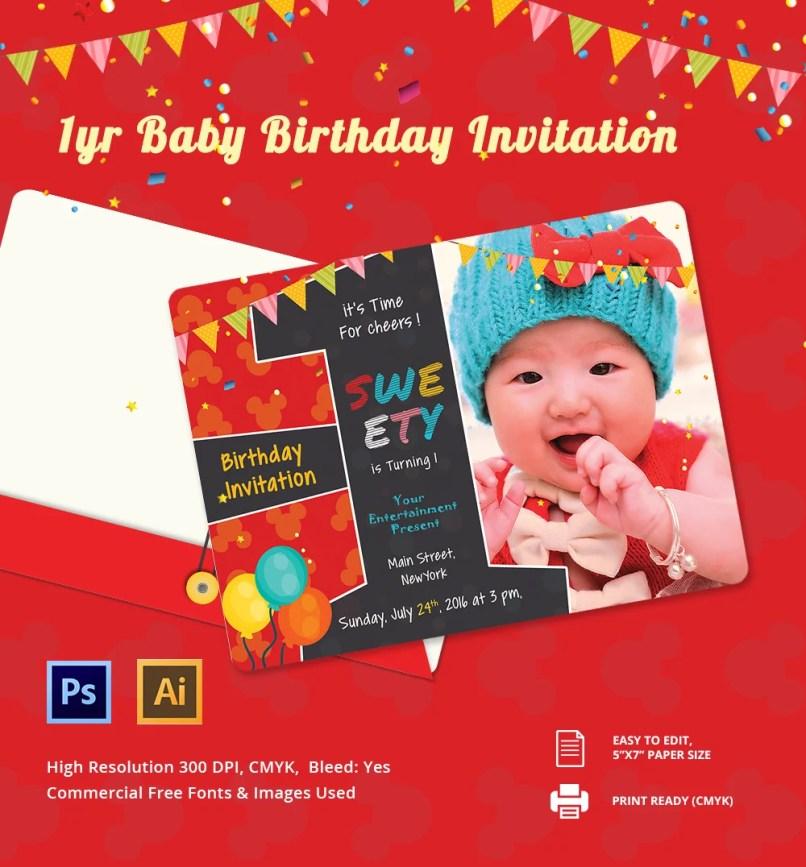 1st birthday invitation template psd free inviview 1st birthday invitation templates psd 40th ideas filmwisefo