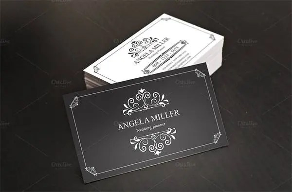 23 Best Vintage Business Card Templates AI Ms Word InDesign Free Amp Premium Templates
