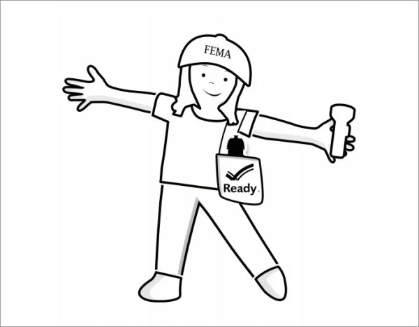 flat stanley coloring page # 18