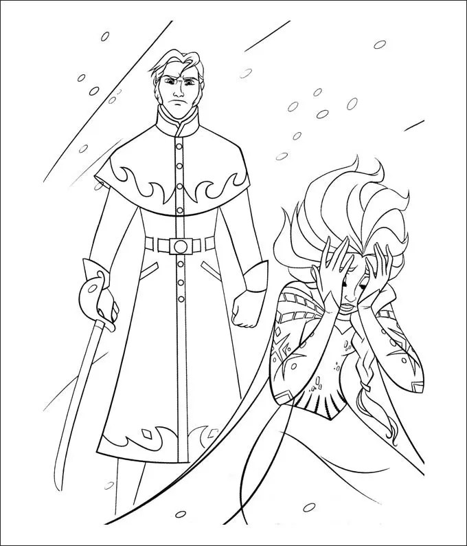 28 Frozen Coloring Page Templates Free Png Format Download Free Premium Templates