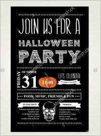 free halloween invitation templates microsoft