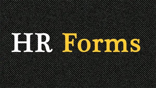 Before sharing sensitive information, make sure you're on a federal government site. 142 Free Hr Forms Word Pdf Excel Google Docs Free Premium Templates