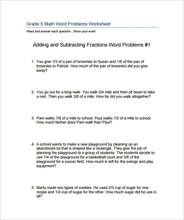 Number Sequencing Worksheets Kindergarten How To Add And Subtract Fractions In Word Problems  Howstoco Count Nouns And Noncount Nouns Worksheets Pdf with Right Triangles Worksheet Excel  Adding And Subtracting Fractions Worksheets Free Pdf Writing Formulas And Naming Compounds Worksheet