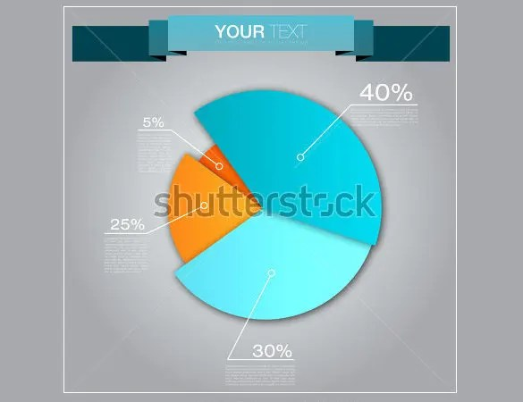 excel pie chart templates   Fast lunchrock co pie chart template 16 free word excel pdf format download