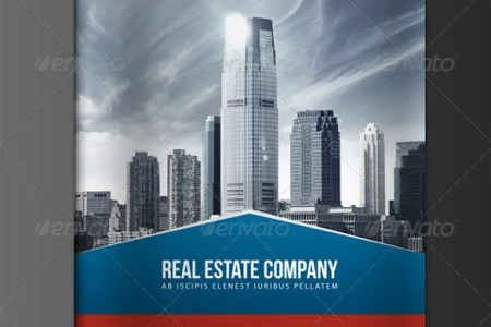 20  Real Estate Brochures     Free PSD  EPS  Word  PDF  InDesign     Corporate Real Estate Brochure for  13