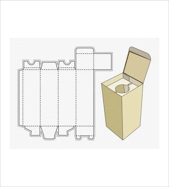 10 Best Rectangular Box Templates Amp Designs Free