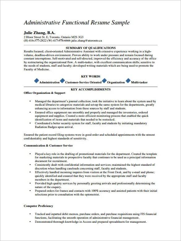 Resume Medical Assistant Resume Sample