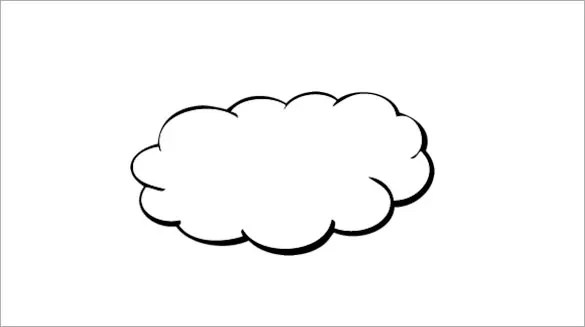 There are, however, a number of different types of clouds, each with different mechanisms and benefits. 5 Printable Cloud Templates Doc Pdf Free Premium Templates