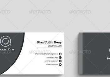 HD Decor Images » 12  Visiting Card Templates   DOC  PDF  PSD  EPS   Free   Premium     modern visiting card psd template 6  Download