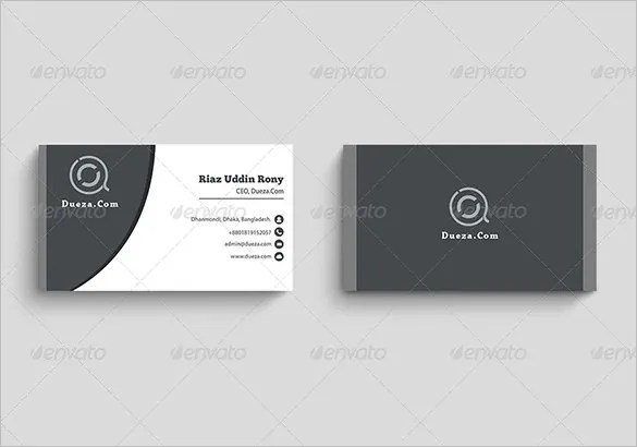 images for business card templates for word