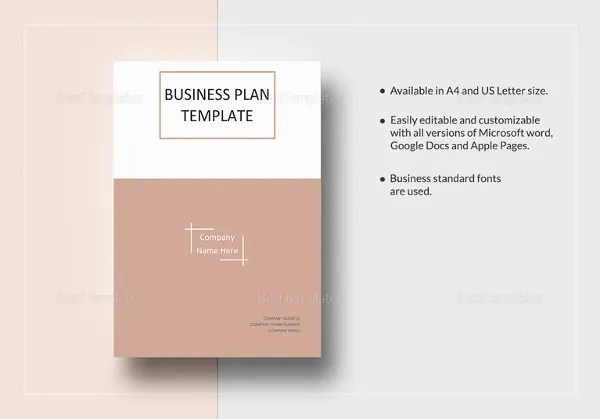 images for download business plan template word