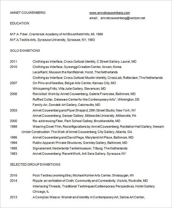 fashion designer resume template 9 free samples examples - Fashion Designer Resume Sample