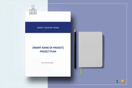 23  Project Plan Template   DOC  Excel  PDF   Free   Premium Templates Sample Project Plan Word Template