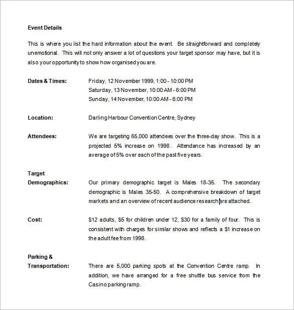 Sample Race Car Sponsor Letter   Docoments Ojazlink