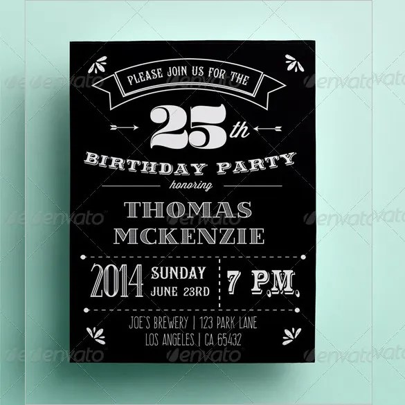 Trendy Baby Shower Invitations
