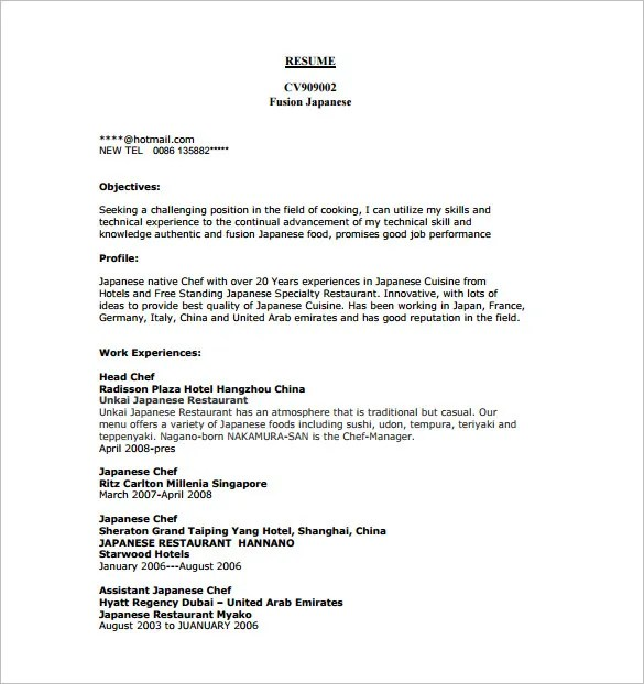 Delightful Cover Letters For Chefs Basic Cover Letter For Chef Sample Duupi Banquet  Sous Chef Job Description