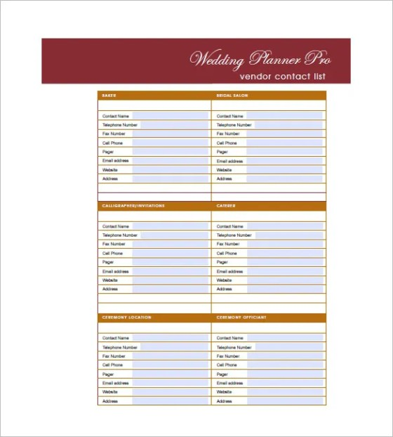 Wedding Guest List Template Pdf Wedding Invitation Sample – Wedding Guest List Sample
