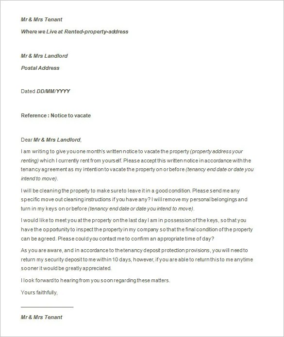 Employment Termination Letters Sample Termination Letter To