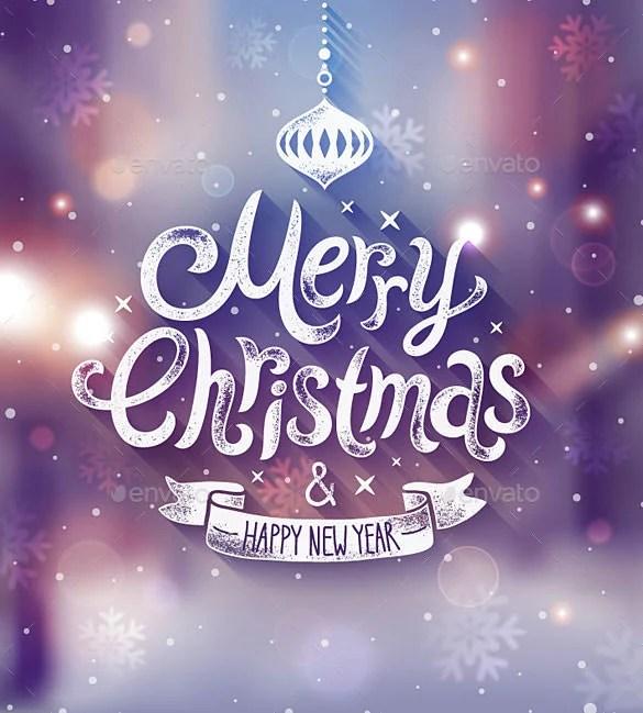 75 Christmas Poster Templates Free PSD EPS PNG AI