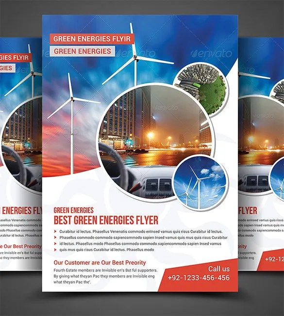 27 Green Flyer Templates PSD Vector EPS Free Amp Premium Templates