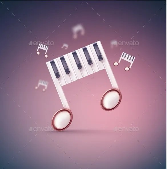 If you're a music lover, then you've come to the right place. 12 Musical Note Templates Free Sample Example Eps Psd Format Download Free Premium Templates