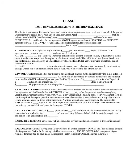 42 Agreement Templates Word PDF Apple Pages Free Amp Premium Templates