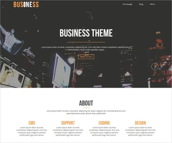21 Free Business Website Themes Amp Templates Free Amp Premium Templates