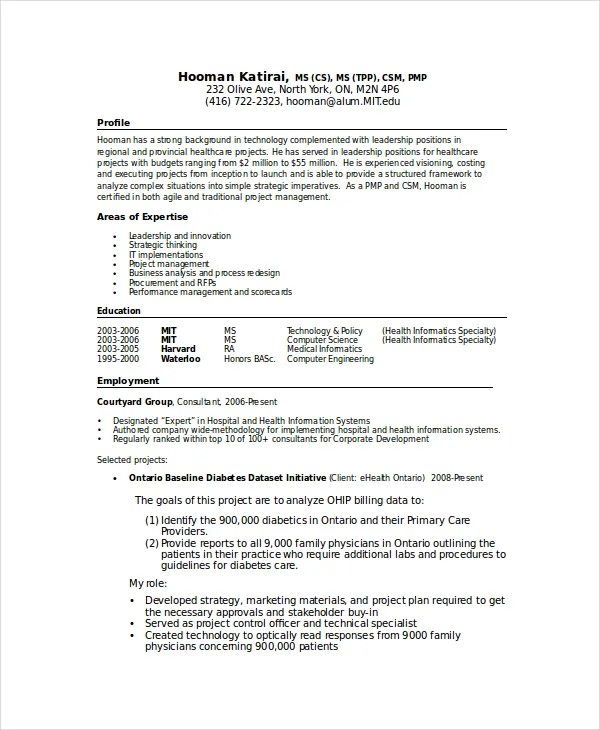 Computer scientist resume with writing guide. Computer Science Resume Template 8 Free Word Pdf Documents Download Free Premium Templates
