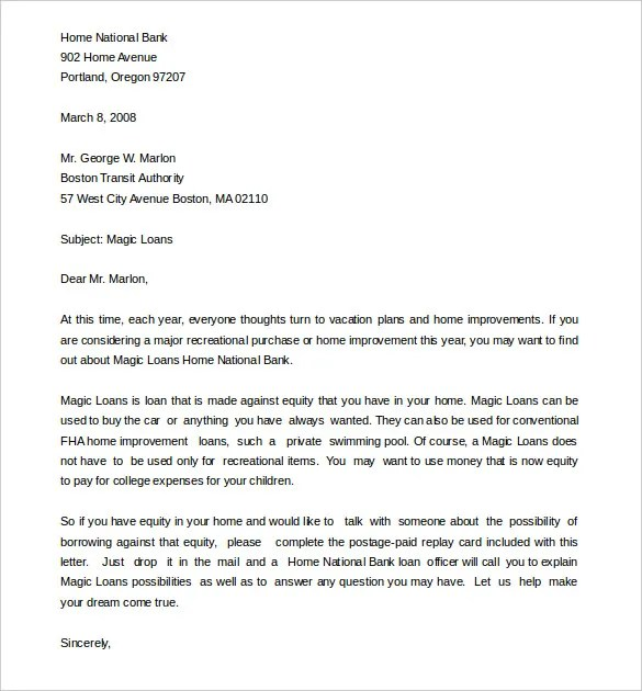 Letter Of Introduction Business Format - Cover Letter Sample