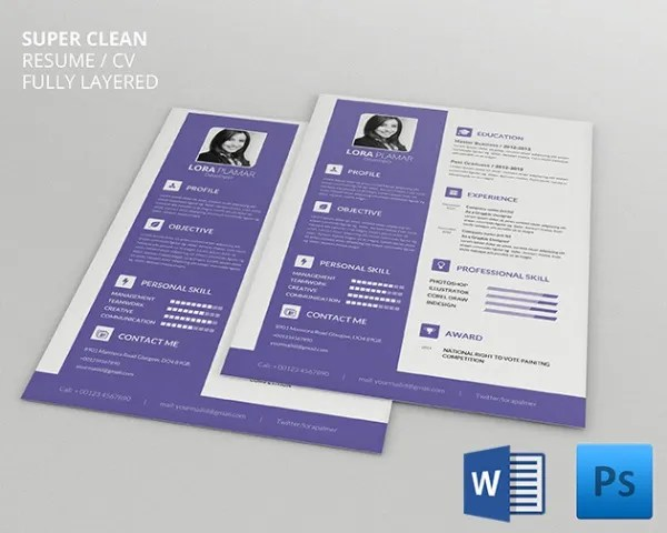 35 Infographic Resume Templates Free Sample Example Format Download Free Premium Templates