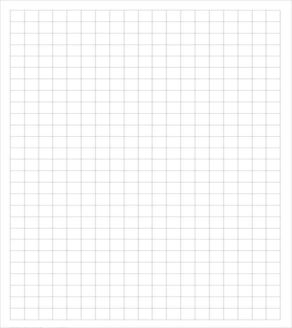 14+ Grid Paper Templates - PDF, DOC | Free & Premium Templates