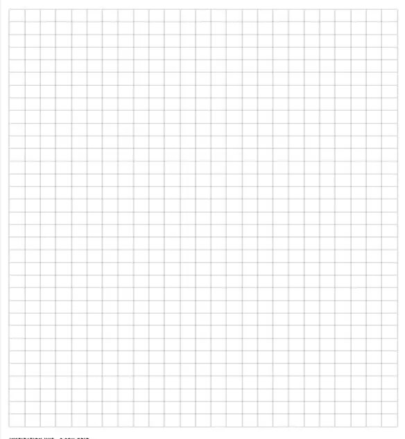 11+ Grid Paper Templates - Free Sample, Example, Format ...