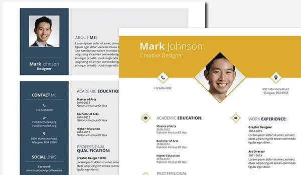 A good resume can land you that job interview, so you want to sta. Microsoft Word Resume Template 57 Free Samples Examples Format Download Free Premium Templates