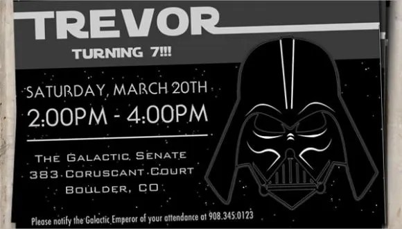 Star Wars Certificate Template Word