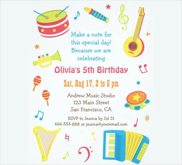 50th Party Invitation Wording
