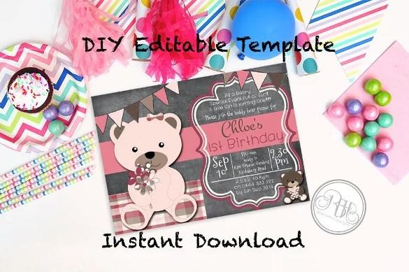 Printable Invitations Birthday Boy