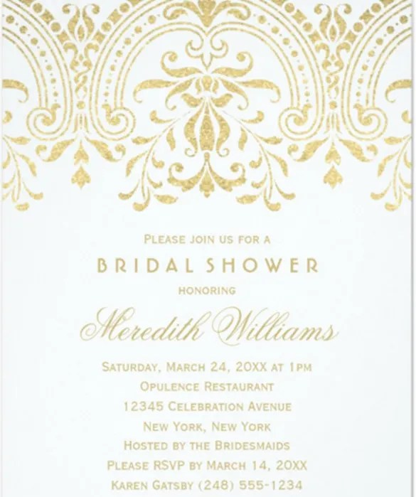 Attractive Design Invitation Card For Wedding Templates Invitations Formal