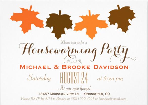 housewarming invitation cards designs | paperinvite, Invitation templates