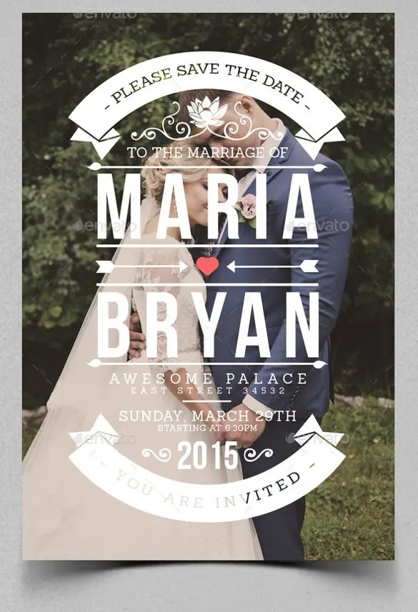 Invitation Wedding Card Design