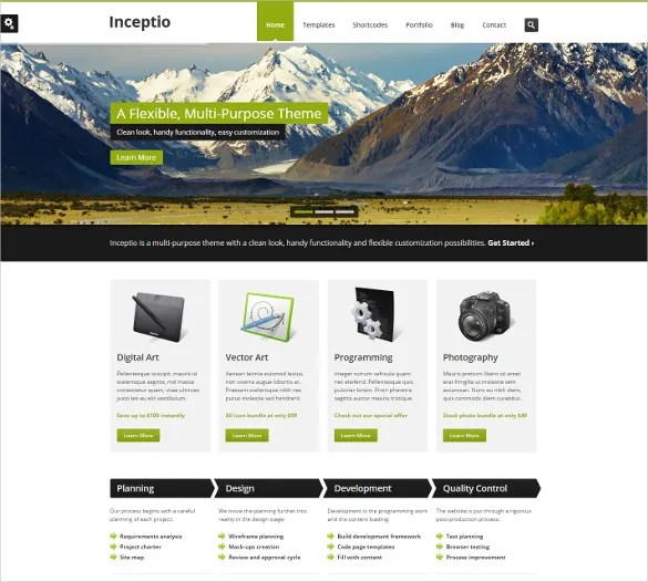 14 Mobile PSD Themes Templates Free Premium Templates