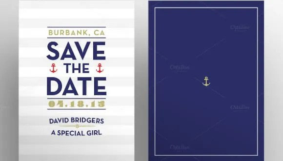 Save Date Cards Budget