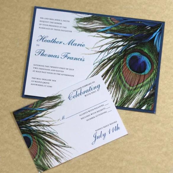 Bridal Shower Invitations Sample