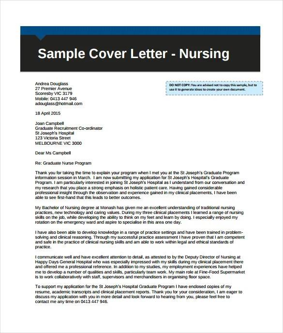 Cover Letter Job Sle