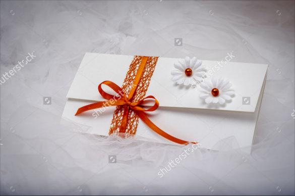 handmade wedding invitation templates