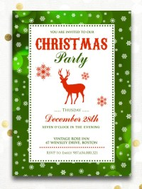 holiday open house invitation wording