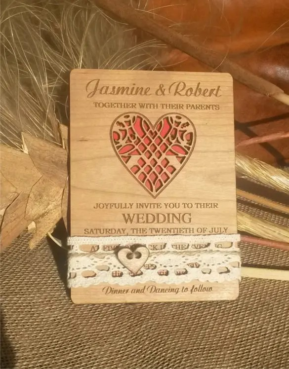 Wedding Invitation Cards Rustic Country Invitations Completed With Astonishing Appearance In Your
