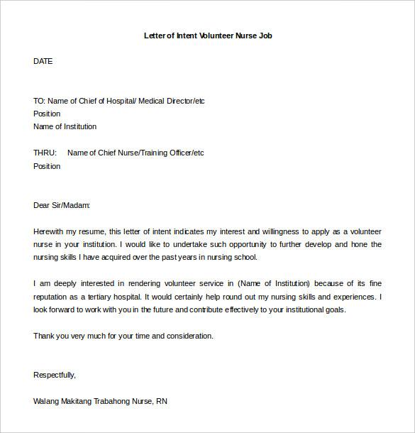 Hospital Volunteer Cover Letter. Hospital Volunteer Application ...