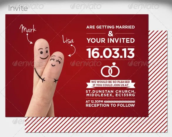 Sample Of Wedding Invitation Card In English Lovely Festival